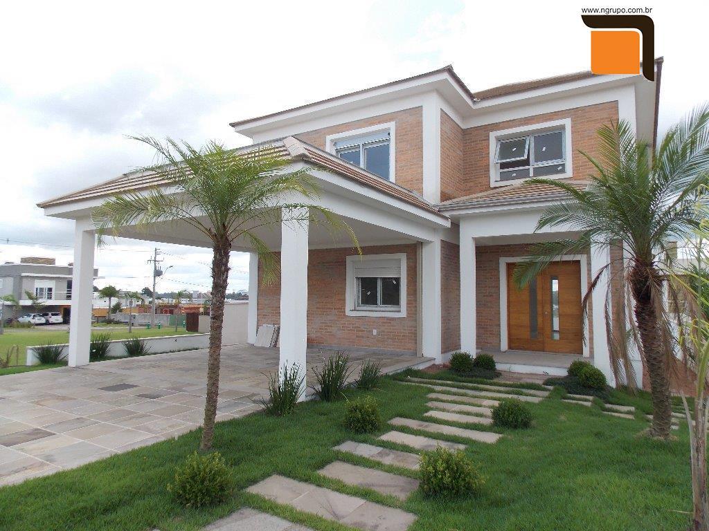 Casa residencial para venda e locação, Alphaville, Gravataí - CA1089.