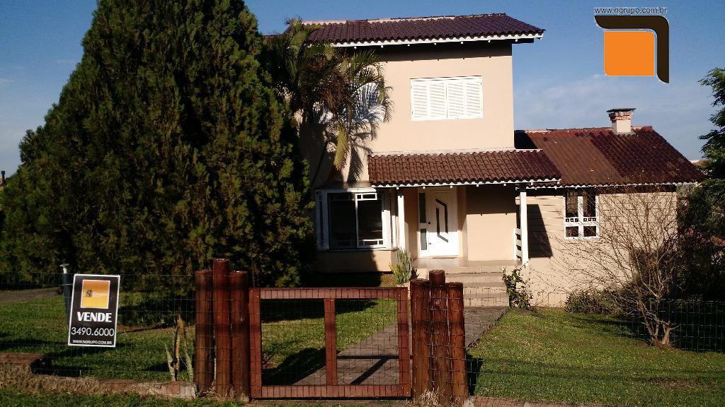 Casa residencial para venda e locação, Paragem dos Verdes Campos, Gravataí - CA0308.