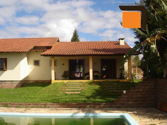 Casa residencial para venda e locação, Bosques do Sul, Gravataí - CA0371.