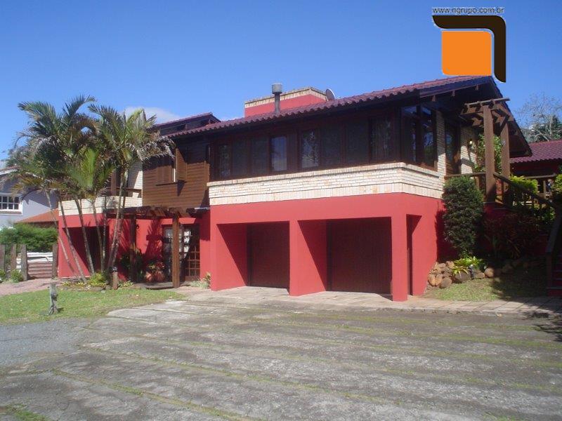 Casa residencial à venda, Paragem dos Verdes Campos, Gravataí - CA1455.