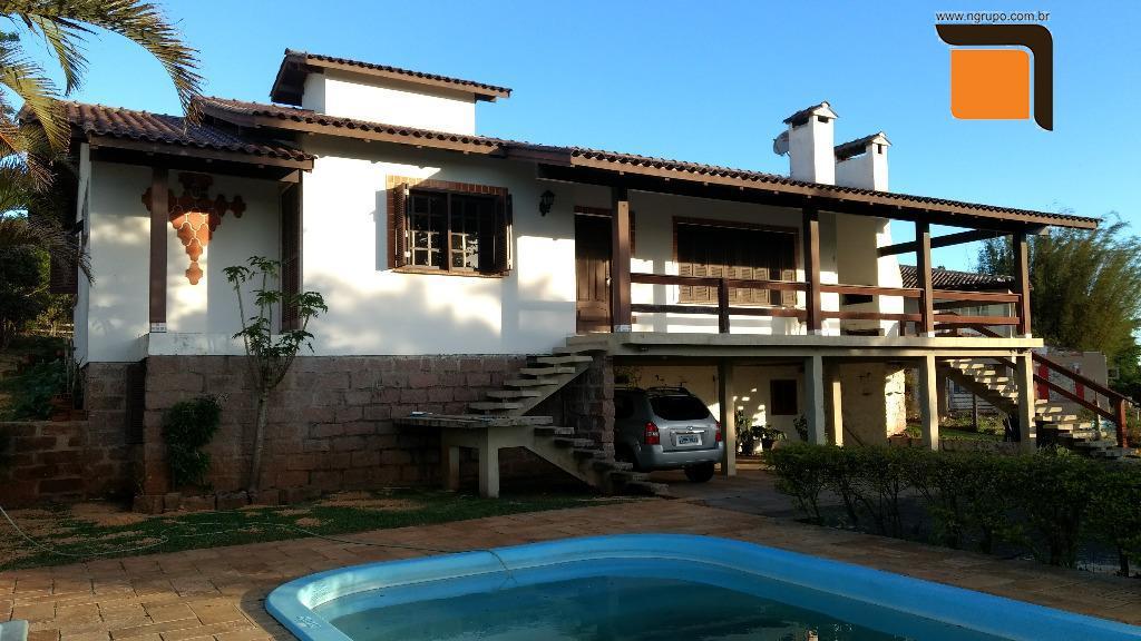 Casa residencial à venda, Paragem dos Verdes Campos, Gravataí - CA1457.