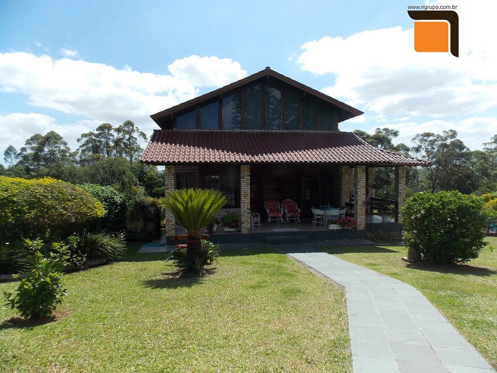 Casa residencial à venda, Paragem dos Verdes Campos, Gravataí - CA1468.