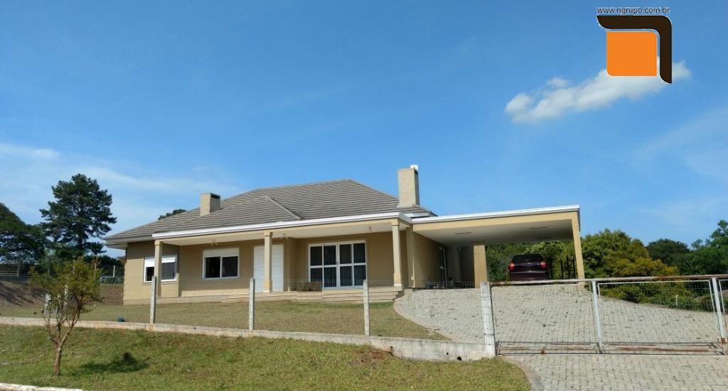 Casa residencial à venda, Bosques do Sul, Gravataí - CA1476.