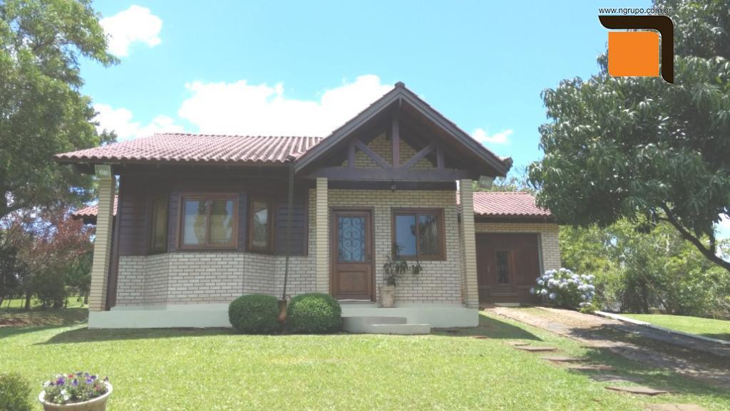 Casa residencial à venda, Paragem dos Verdes Campos, Gravataí - CA1475.