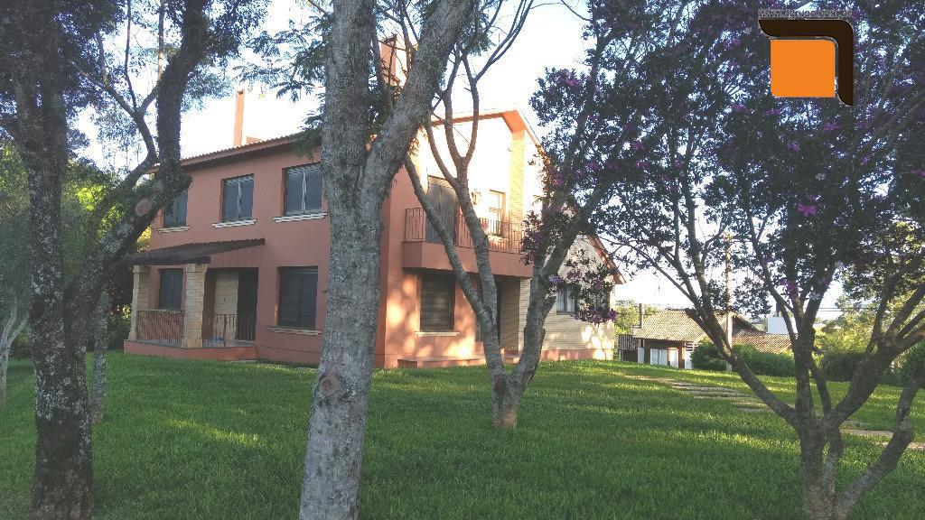 Casa residencial à venda, Paragem dos Verdes Campos, Gravataí - CA0346.