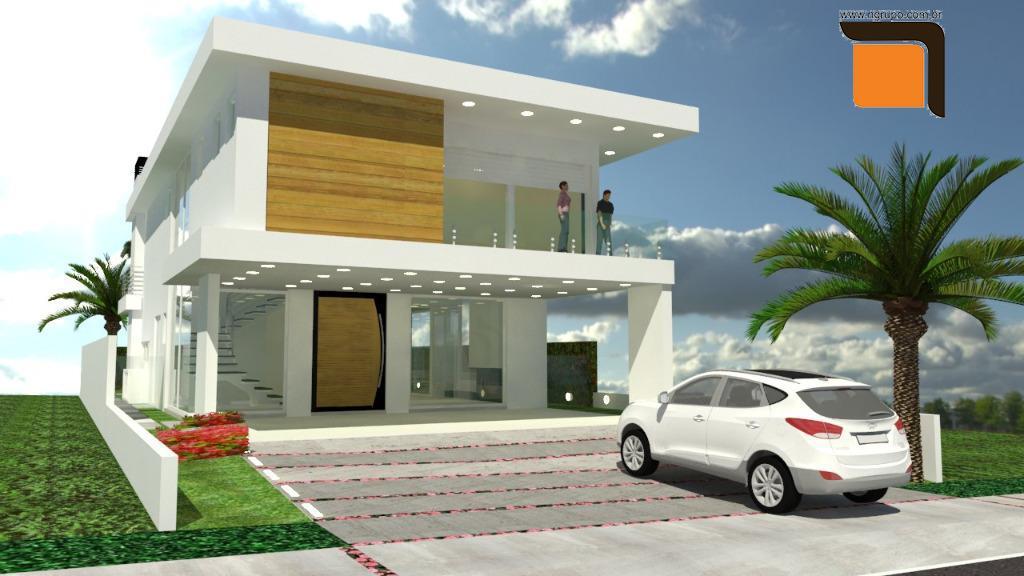 Casa residencial à venda, Alphaville, Gravataí - CA1449.