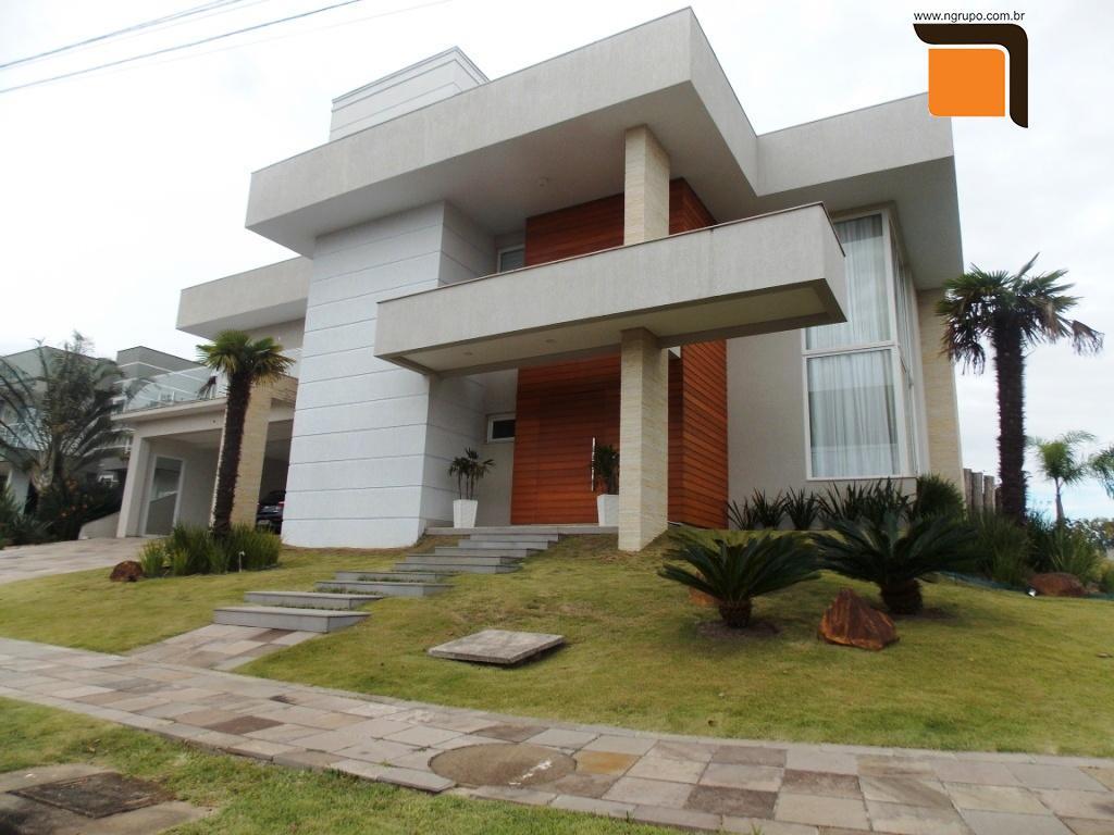 Casa residencial à venda, Alphaville, Gravataí - CA1558.