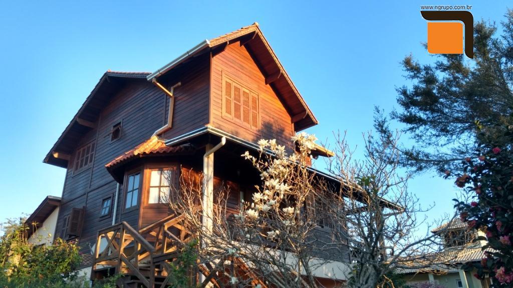 Casa residencial à venda, Paragem dos Verdes Campos, Gravataí - CA1580.