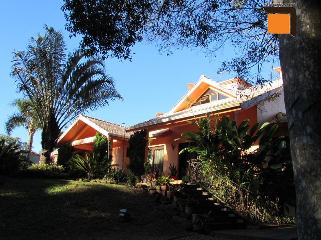 Casa residencial à venda, Paragem dos Verdes Campos, Gravataí - CA1581.