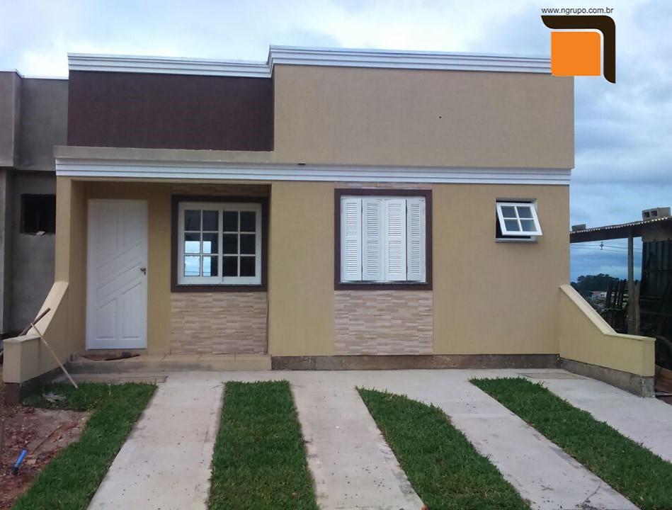 Casa residencial à venda, Morada do Vale I, Gravataí - CA1508.