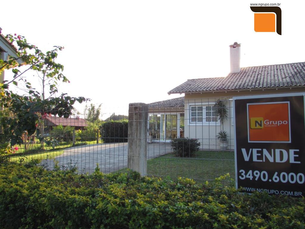 Casa residencial à venda, Paragem dos Verdes Campos, Gravataí - CA1088.