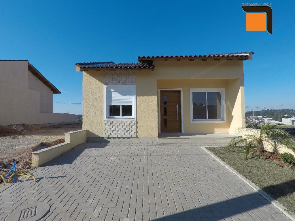 Casa residencial à venda, Morada do Vale I, Gravataí - CA1505.