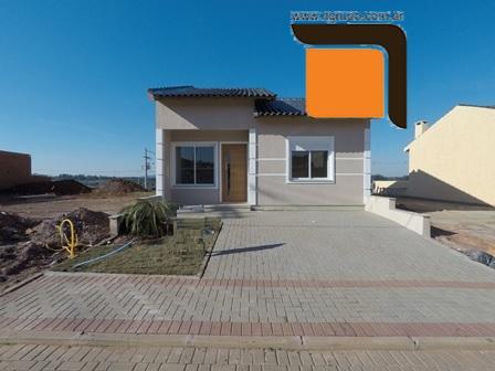 Casa residencial à venda, Morada do Vale I, Gravataí - CA1504.