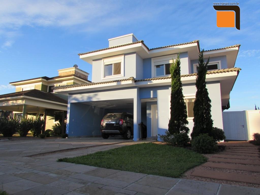Casa residencial para venda e locação, Alphaville, Gravataí - CA1522.