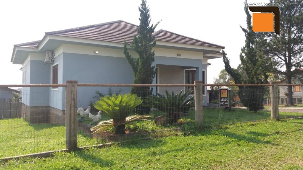 Casa residencial à venda, Residence Park, Gravataí - CA1587.