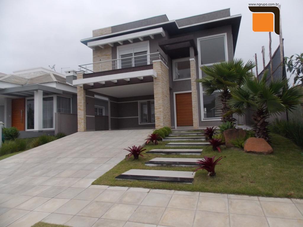 Casa residencial à venda, Alphaville, Gravataí - CA1610.