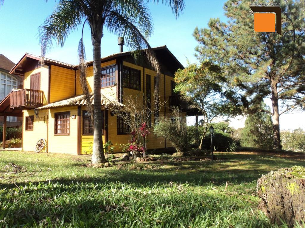 Casa residencial para venda e locação, Paragem dos Verdes Campos, Gravataí - CA1118.