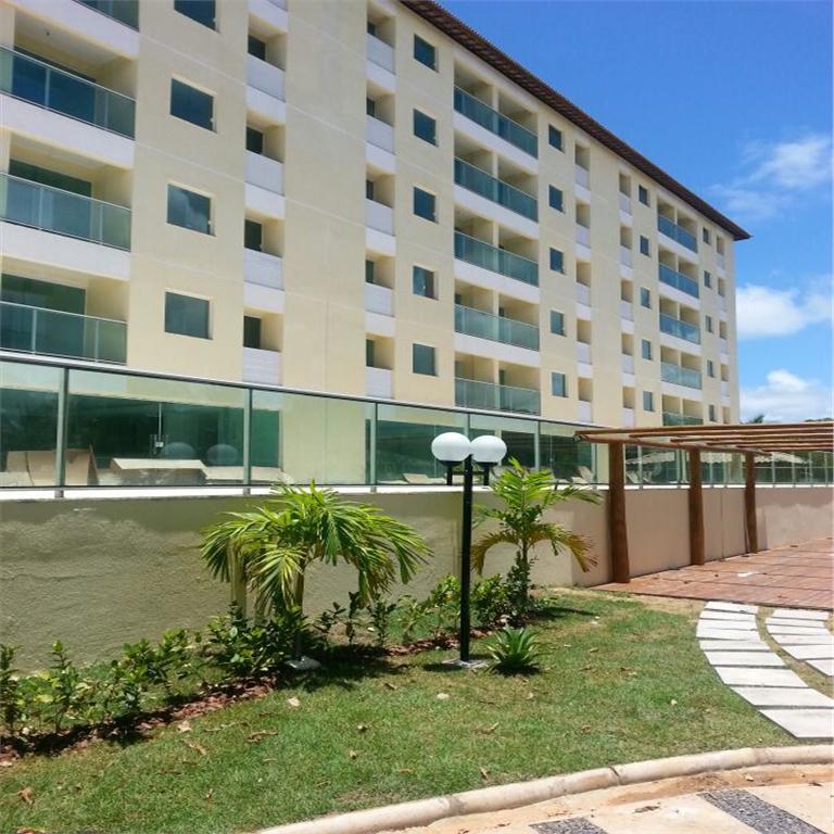 Apartamento residencial à venda, Estrada Do Coco.