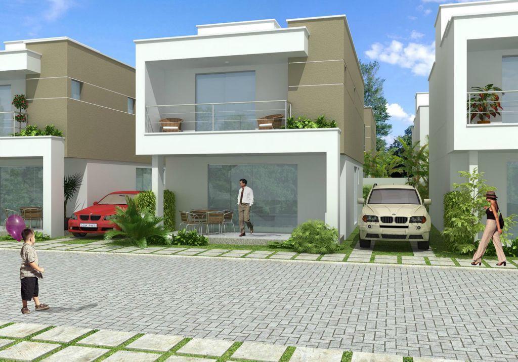 Casa residencial à venda, Vila de Abrantes, Camaçari.
