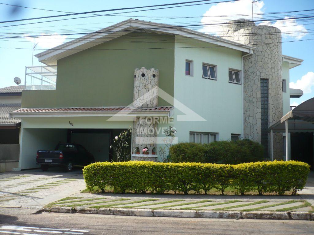 Casa residencial à venda, Portal do Paraíso I, Jundiaí.