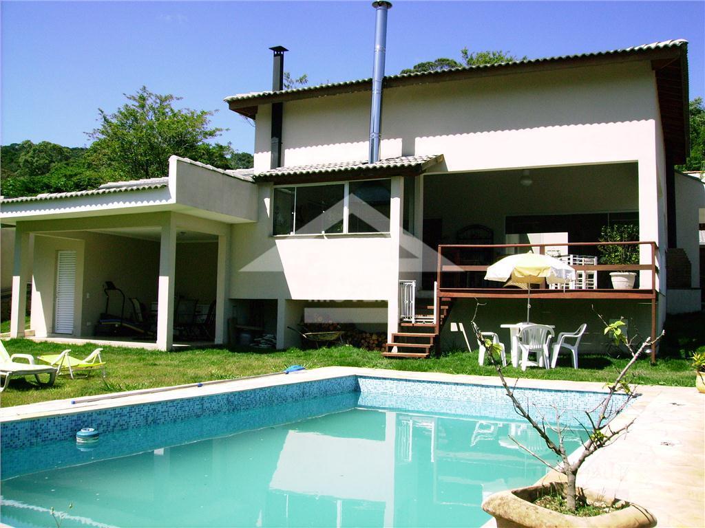 Casa Residencial à venda, Chácara Malota, Jundiaí - CA1191.