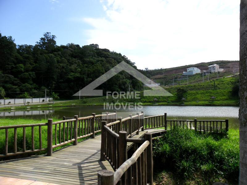 Terreno Residencial à venda em condomínio fechado - Jardim Promeca - Várzea Paulista