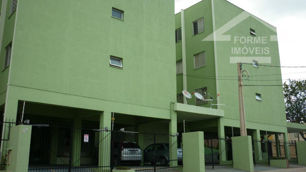 Apartamento residencial à venda, Jardim Pacaembu, Jundiaí.