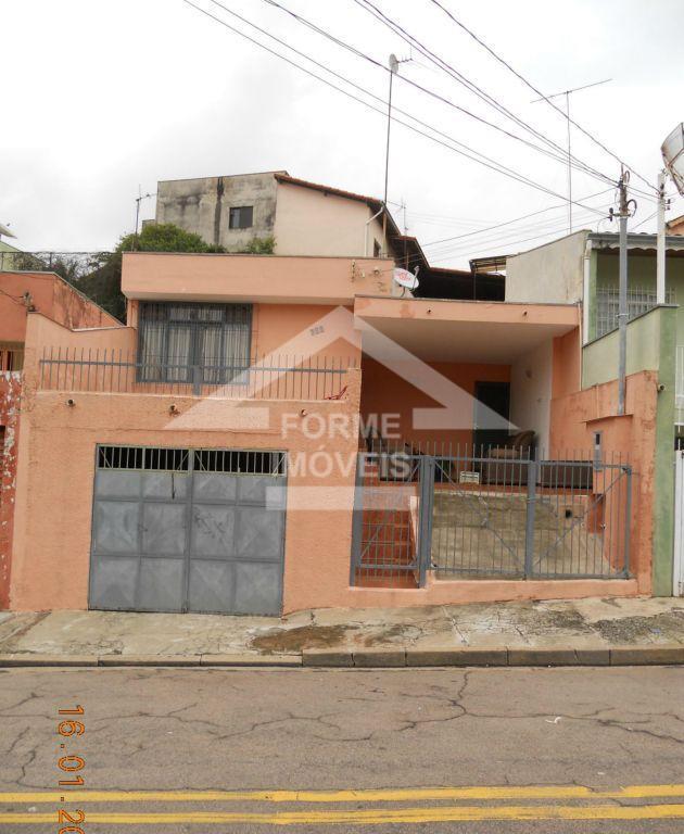 Casa residencial à venda, Jardim Pacaembu, Jundiaí.