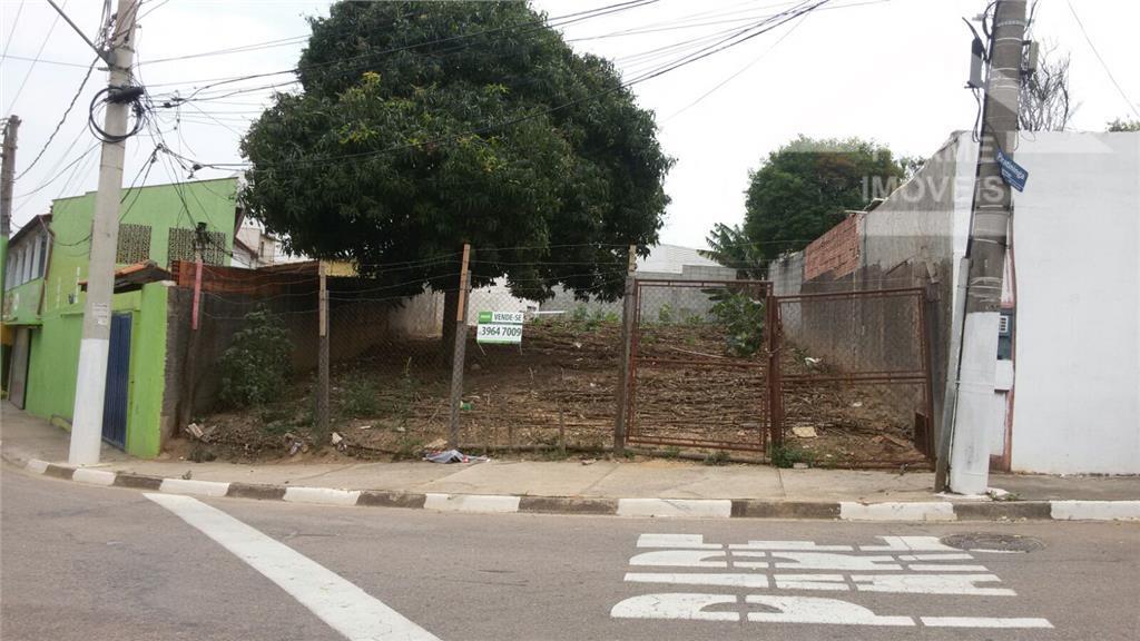 Terreno residencial à venda, Vila Bandeirantes, Jundiaí.