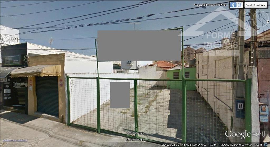 Terreno comercial para locação, Jardim Pitangueiras I, Jundiaí.