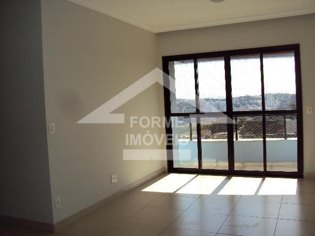 Apartamento residencial à venda, Vila Japi II, Jundiaí.