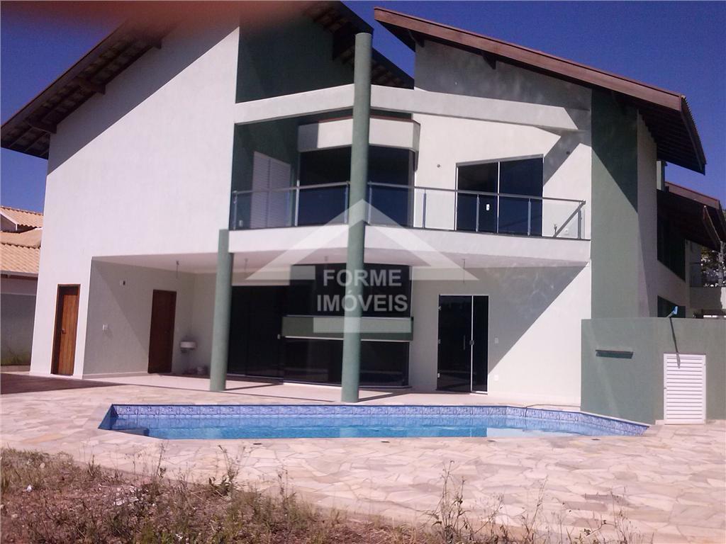 Casa residencial à venda, Terras de São Carlos, Jundiaí.