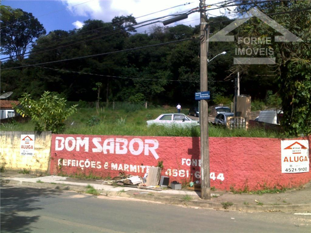 Terreno comercial para locação, Jardim Santa Teresa, Jundiaí.