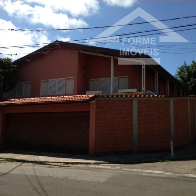 Casa Residencial à venda, Jardim Morumbi, Jundiaí - CA1083.