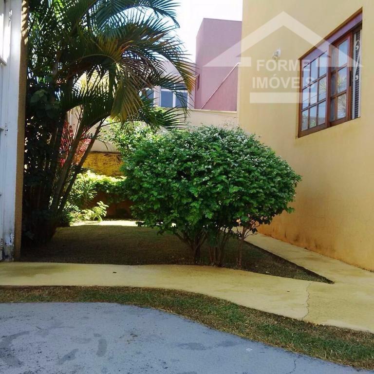 Casa residencial à venda, Jardim Paulista I, Jundiaí.