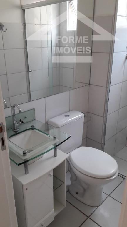 Apartamento residencial para venda e locação, Jardim Rosaura, Jundiaí.