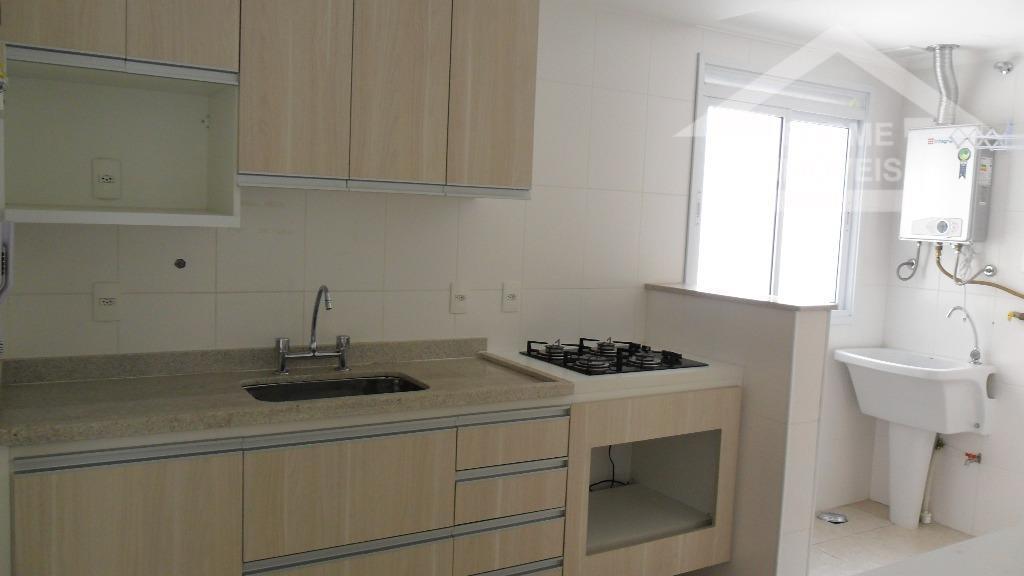 Apartamento residencial à venda, Portal do Paraíso I, Jundiaí.