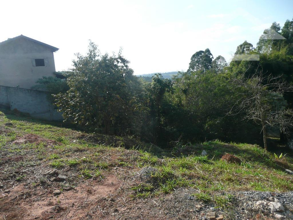 terreno em condomínio fechado, com ótima localização, com 1.000m2, com declive.aceita permuta por casa até r$...