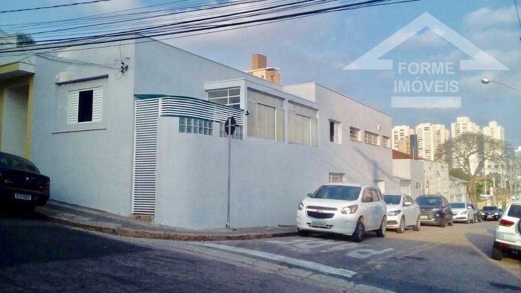 Casa comercial para locação, Vila Vianelo, Jundiaí.