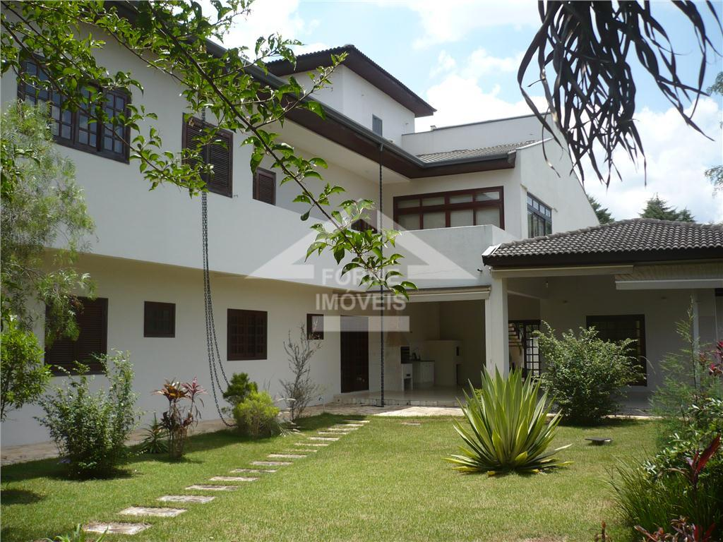 Casa Residencial à venda, Chácara Malota, Jundiaí - CA1158.