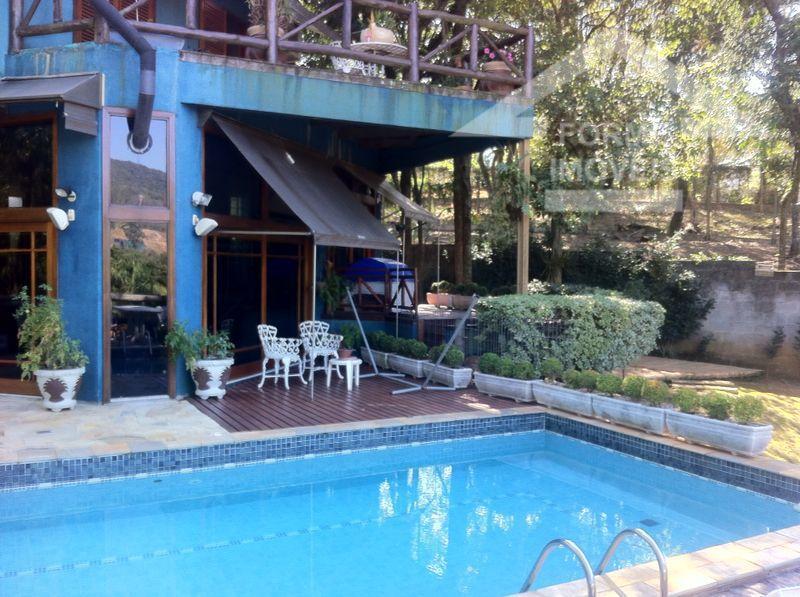 Casa Residencial à venda, Chácara Malota, Jundiaí - CA0348.