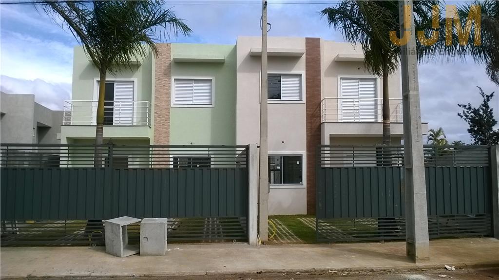 Sobrado  residencial à venda, Morumbi, Atibaia.