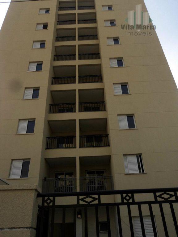 Apartamento na Vila Maria - 3 Dormitórios sendo 1 Suíte - 67m² - 2 Vagas de Garagem