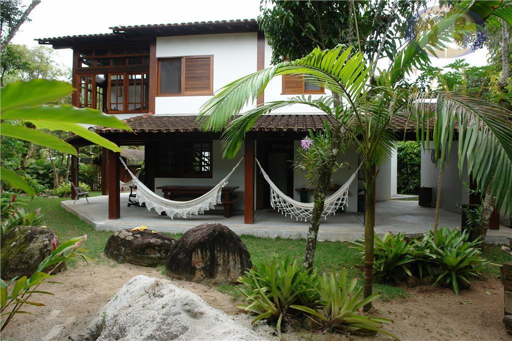 Casa  residencial à venda, Praia Itamambuca, Ubatuba.