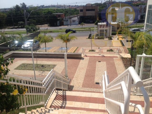 Sala comercial para locação, Parque Euclides Miranda, Sumaré.