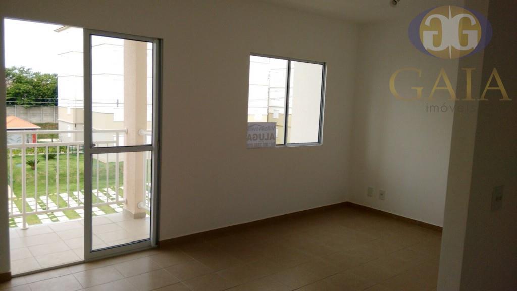 Apartamento com 2 quartos, 52m2 para venda ou alugar, Parque Euclides Miranda, Sumaré, SP