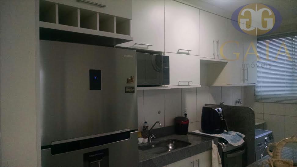 Apartamento residencial à venda, Residencial Água Branca MRV, Campinas