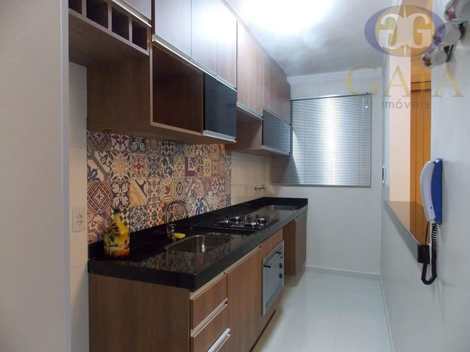 Apartamento  residencial à venda, Praia dos Namorados, Americana.
