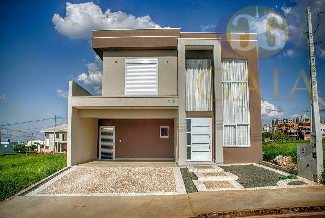 Linda Casa à venda, Residencial Real Parque Sumaré - Aceita Permuta