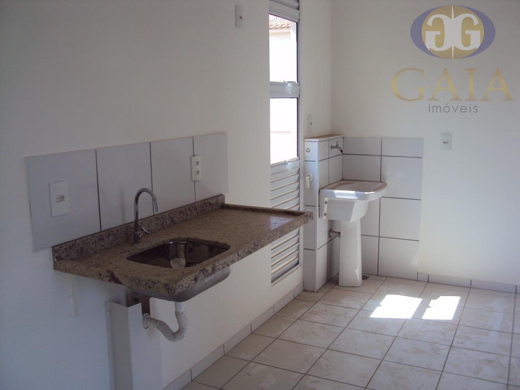 Apartamento à venda, Ipê Branco, Sumaré.